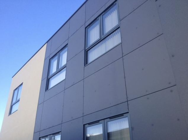 Category A Building successfully completed by Cleary Contracting Ltd