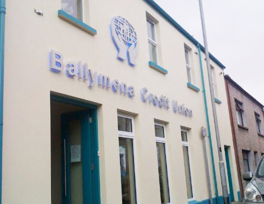 Ballymena Credit union gets a renovation by Cleary Contracting Ltd