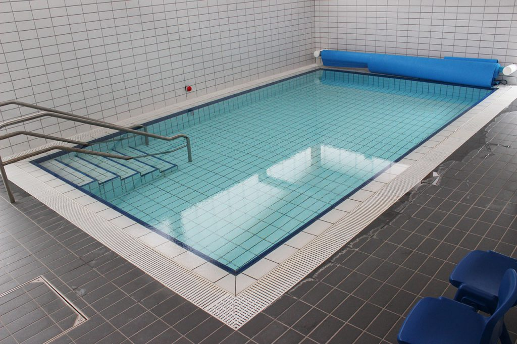 Roddensvale - Hydrotherapy centre by Cleary Contracting